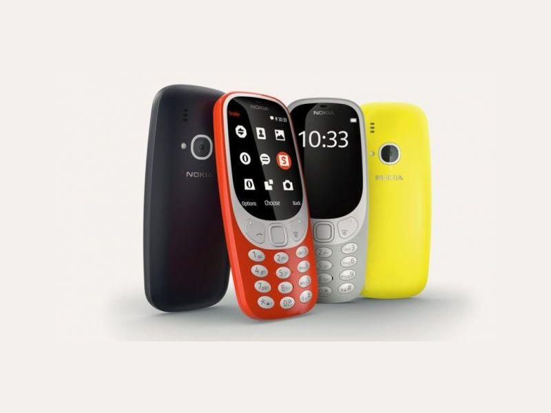 Mobile World Congress 2017: Nokia 3310 nuovo, prezzo e ...
