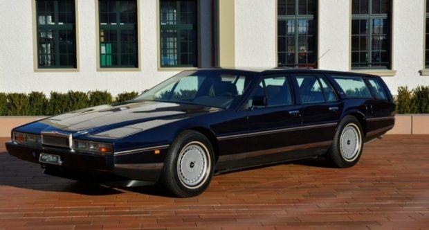 1987 Lagonda Aston Martin Lagonda Lagonda Shooting Brake Aston Martin Lagonda Youngtimer Aston Martin