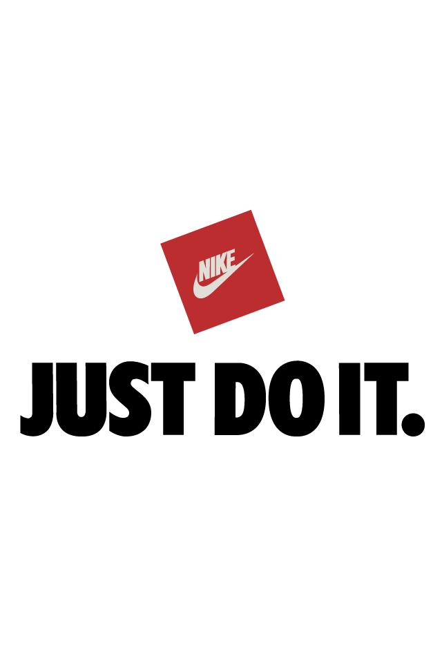 Just Do It White Nike Logo Wallpapers Nike Wallpaper Adidas Wallpapers