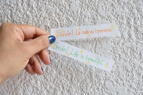 Smile! - ¡Sonríe!