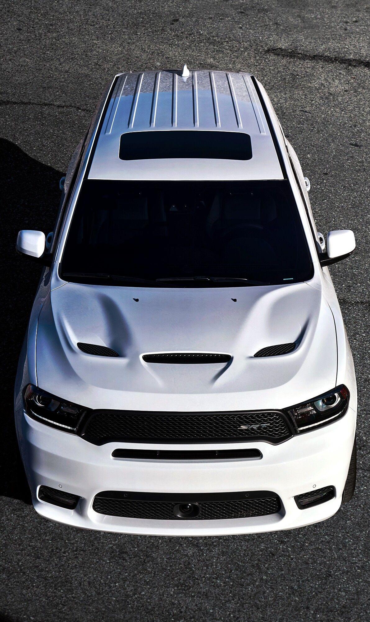 Dodge Durango Srt Hemi Put A Dodge In Your Garage Enhanced By