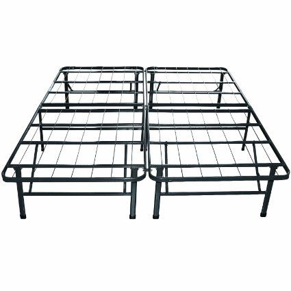 Amazon Com Sleep Master Platform Metal Bed Frame Mattress