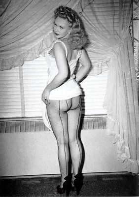 Vintage erotic ladies