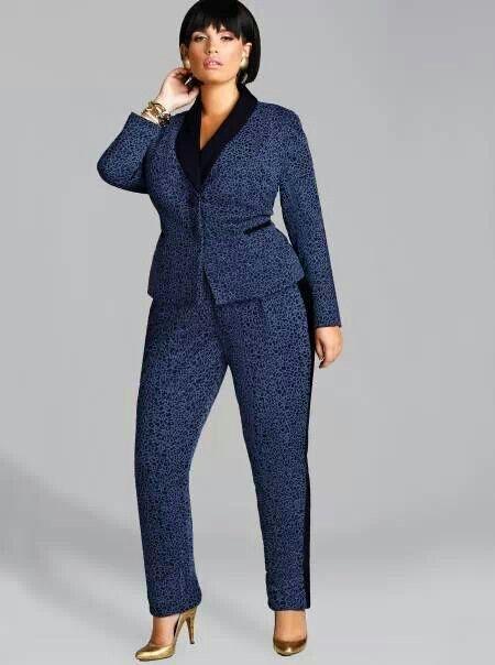 886f631beebe2 Striped leopard print suit. Striped leopard print suit Plus Size ...