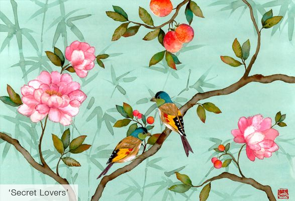 'Secret Lovers' by Chris Chun.