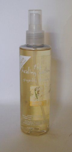 The Healing Garden Gingerlily Theraphy 7 Oz Positivity