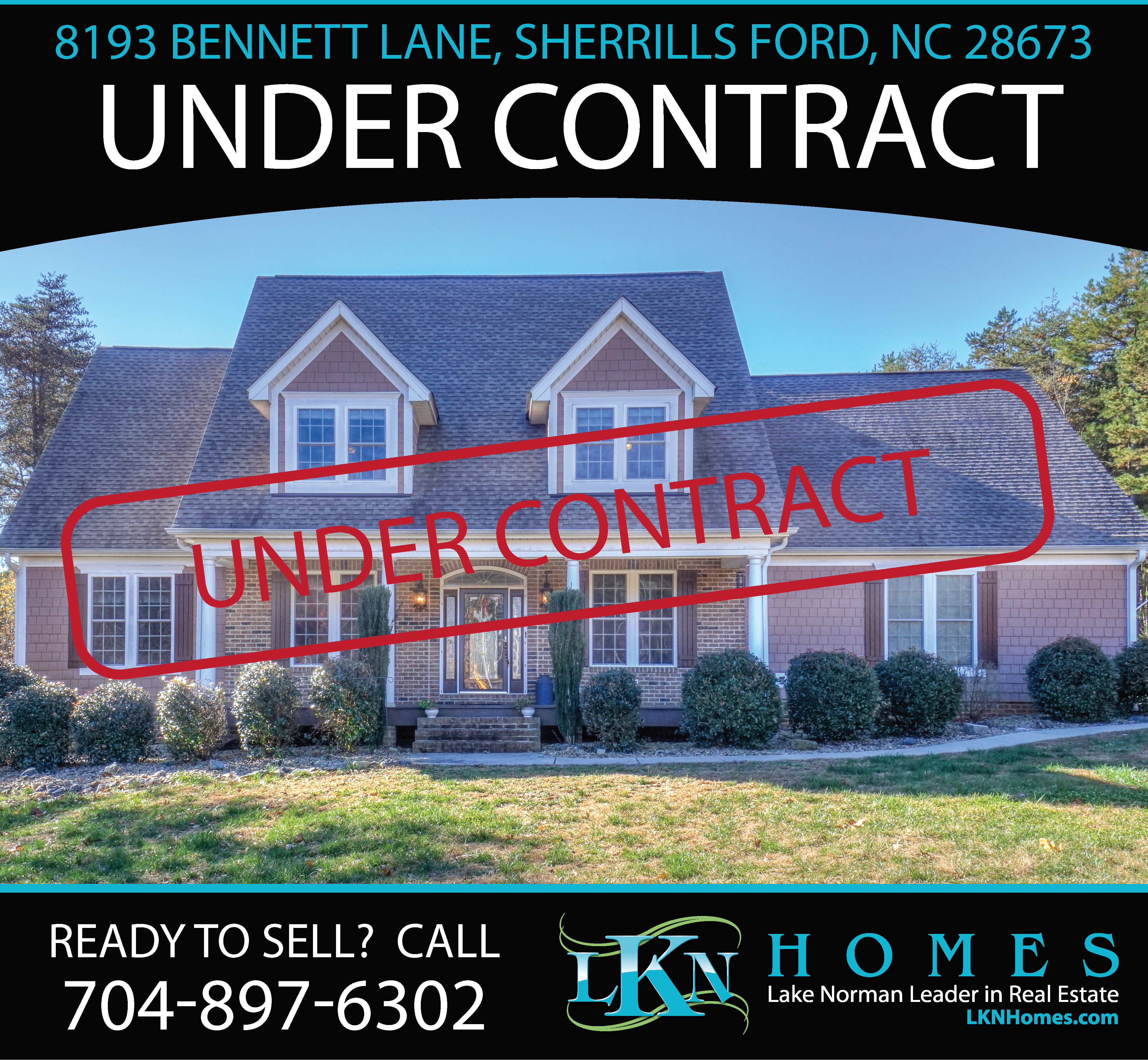 Under Contract In Sherrills Ford Ready To Sell Call 704 897 6302 Things To Sell Sherrill Real Estate