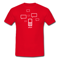 Men's giffgaff T-shirt. Swag type:unofficial, rarity:low, clicky clicky to explore colours and to buy.
