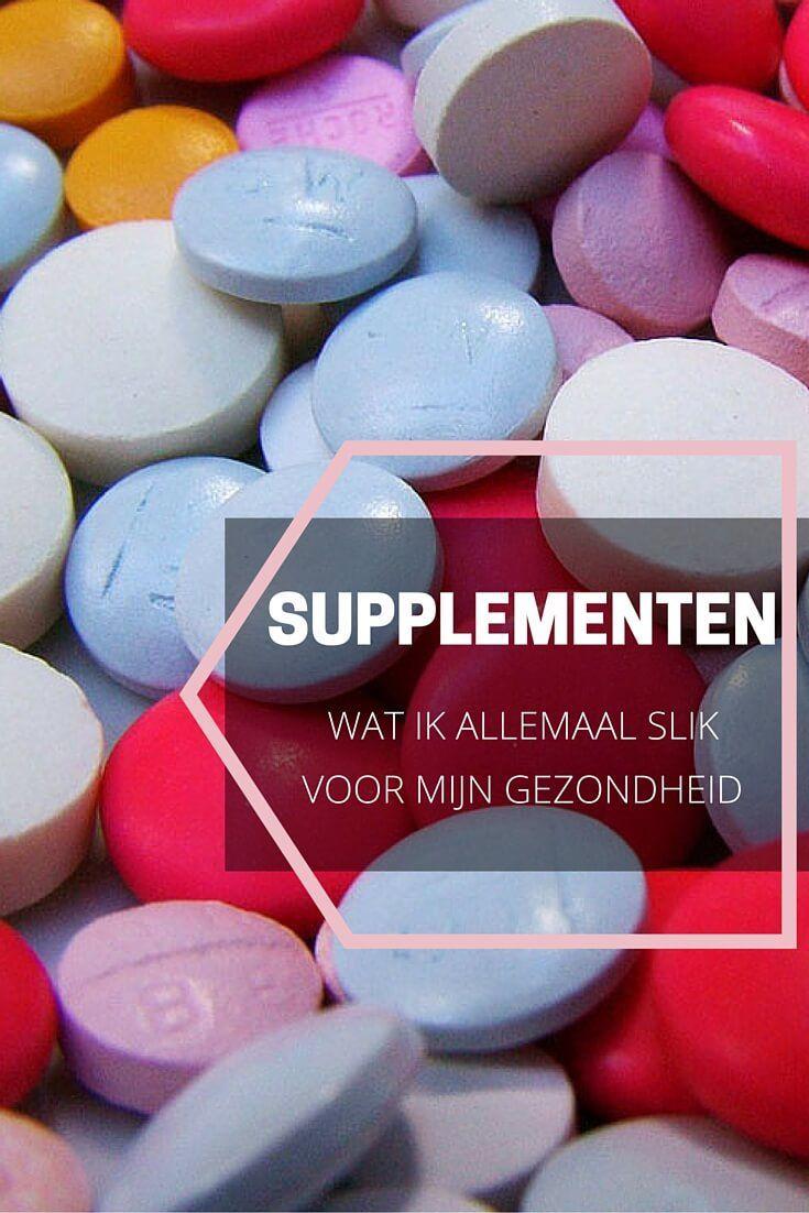 supplementen vitamines mineralen pillen wat ik allemaal slik voor mijn gezondheid. En waar een tekort toe kan leiden. mindbodylife.nl