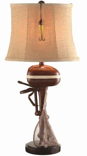 Vingate Outboard Lake House Lamp Lamp Table Lamp Buffet Lamps