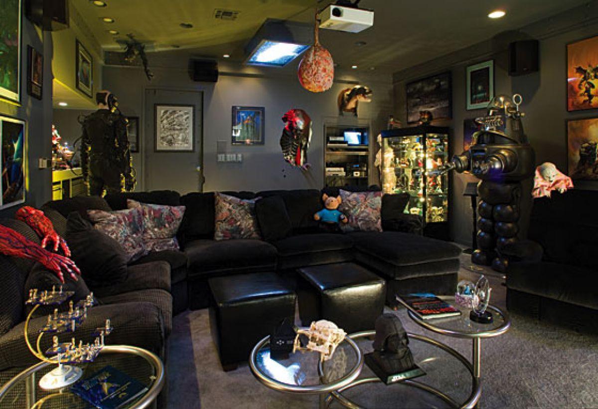 Geeky Home Google Search Geek Home Decor Halloween Living Room Decor
