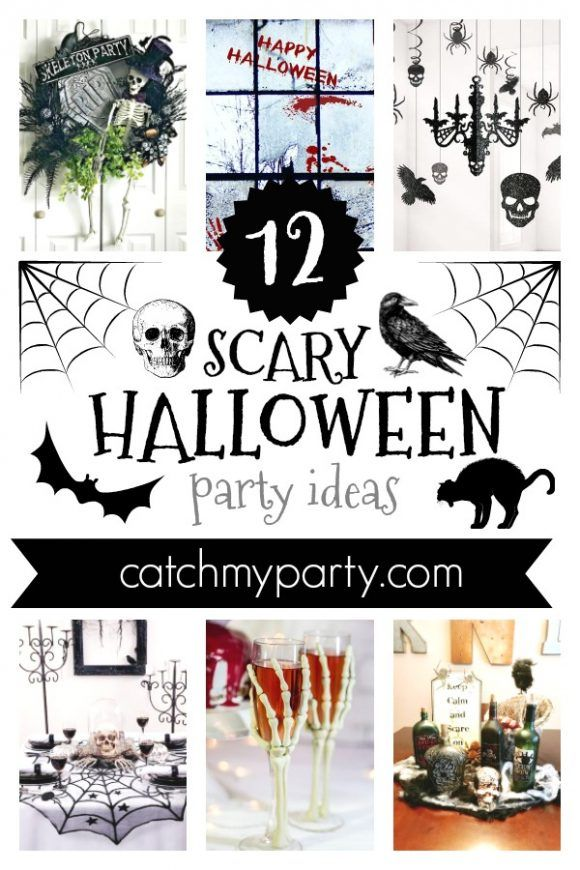 Have the Look at the 12 Most Scary Halloween Decorations for an