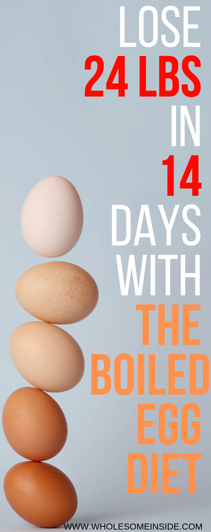 The boiled Egg Diet will give you results within 2 weeks. The before and…