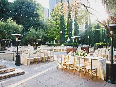 Cafe Pinot Los Angeles California Wedding Venues 2