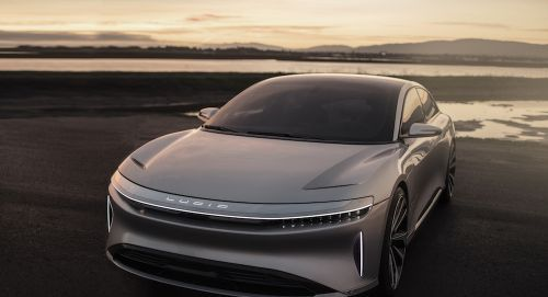 Lucid Motors Unveils Air A 1000 Hp Luxury Ev With 400 Mile Range Futuristic Car Electric Vehicle Green Future