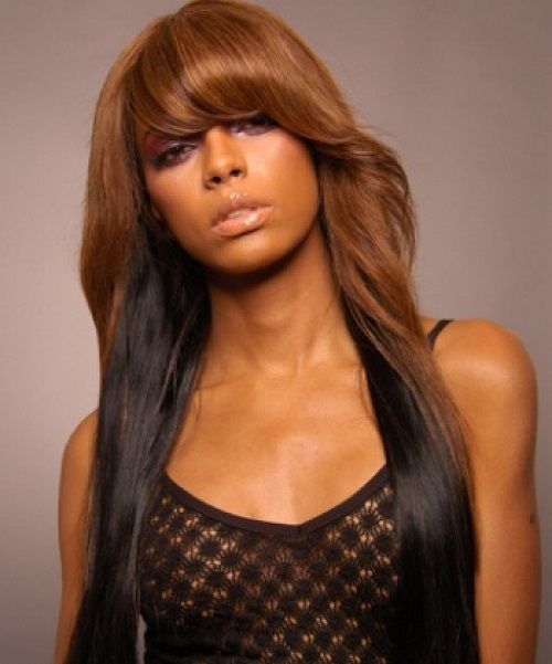 Exotic Long Hair Hairstyles for Black Women - New Hairstyles ...