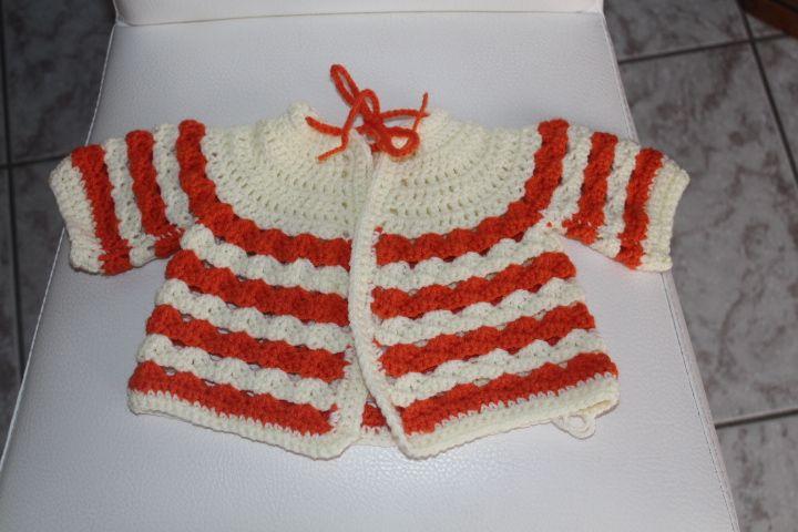 Cappottino Schema Gratis Uncinetto Tutorial Crochet Lavori Femminili