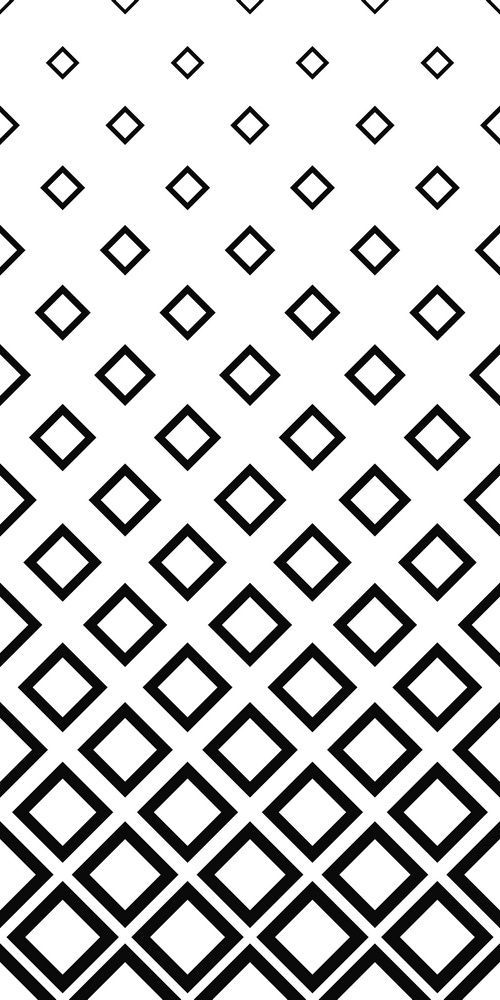 Seamless Monochrome Square Pattern Background Stock Vector (Royalty Free) 244099933