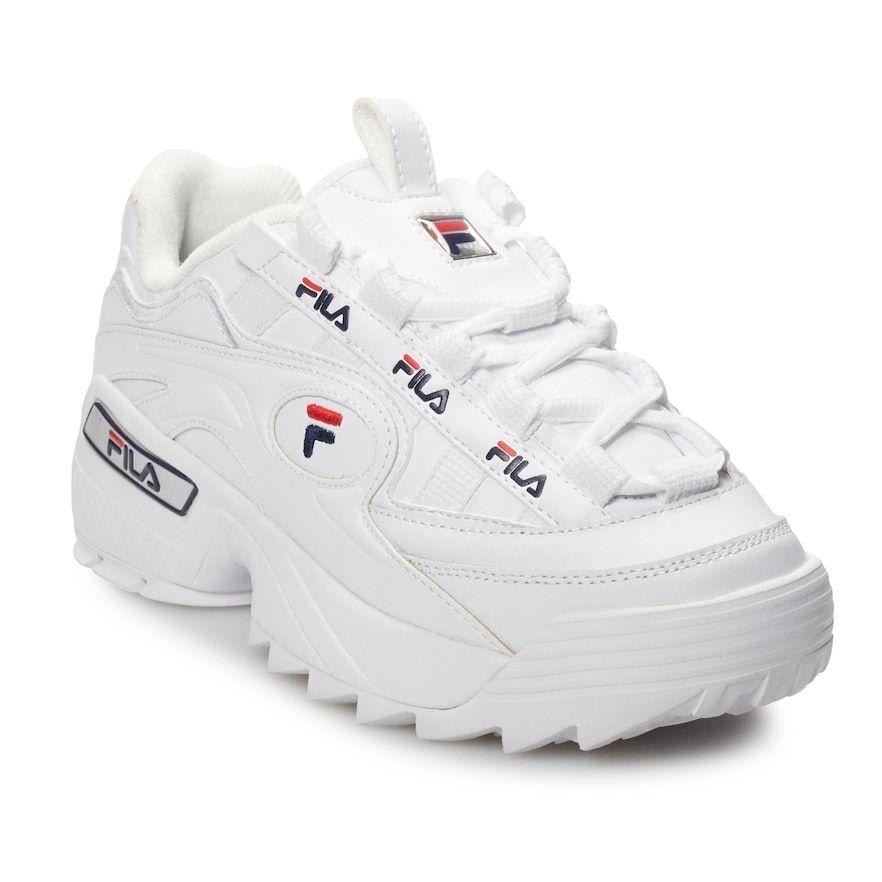 FILA® D Formation Women's Sneakers in 2020 Joggesko  Sneakers