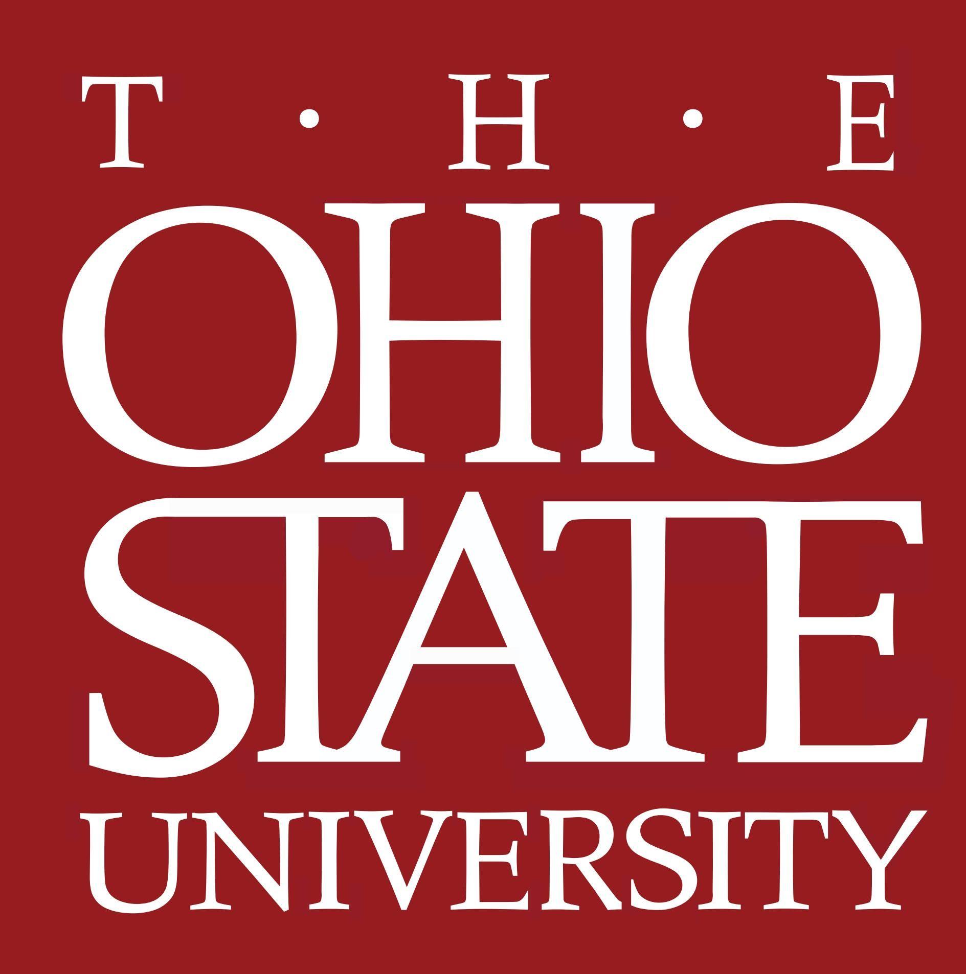 OSU Ohio State University Logo [EPS File] American
