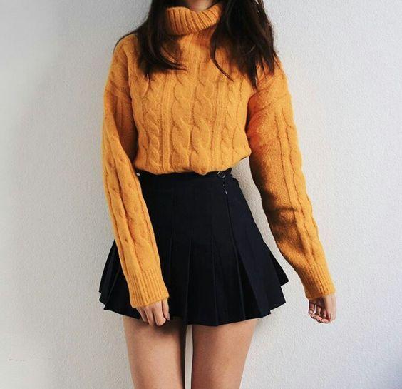 10 formas de combinar tus prendas de color amarill