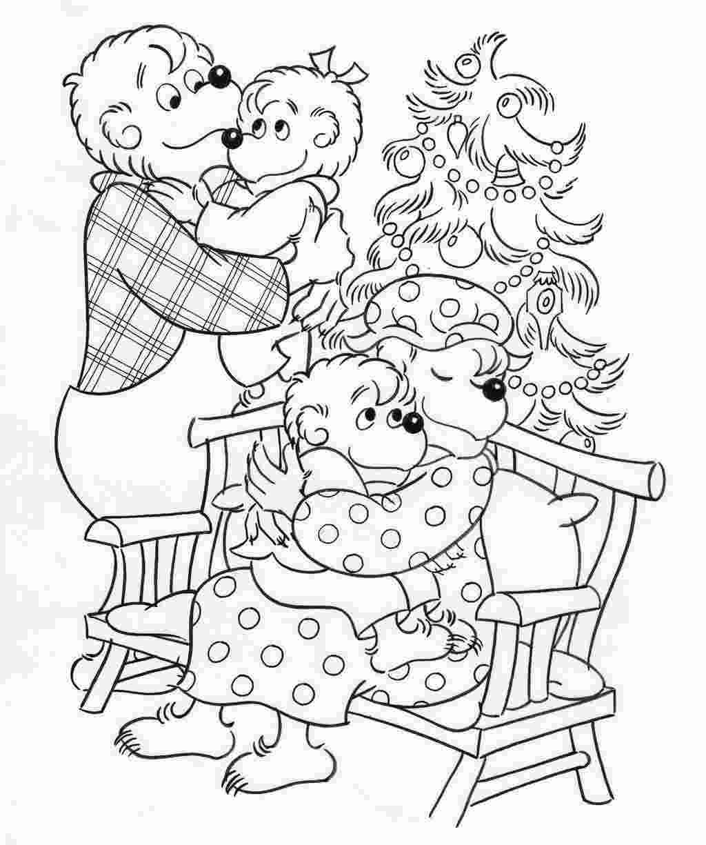 - Coloring Pages: Berenstain Bears And The Truth Coloring Pages
