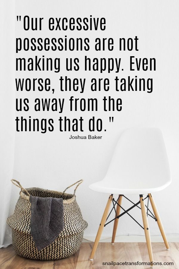 10 Inspiring Quotes Guaranteed To Put You In A Decluttering Mood