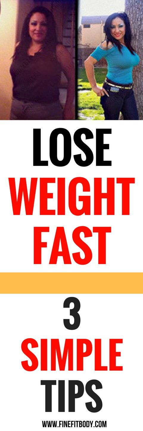 can you lose weight on your hands