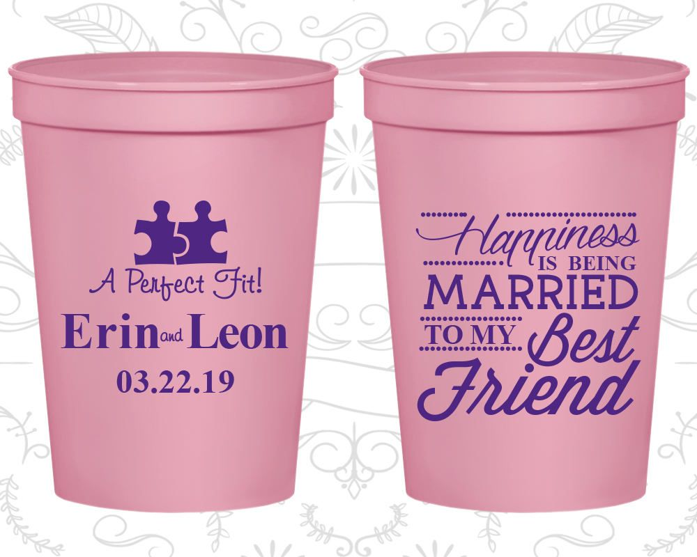 Plastic Cup Wedding Favors - The Best Wedding 2018