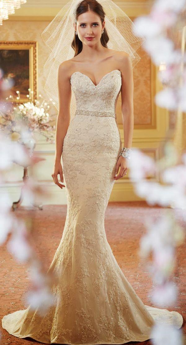 Sophia Tolli #wedding #dress #pretty   VESTIDO DE NOVIA   Pinterest ...