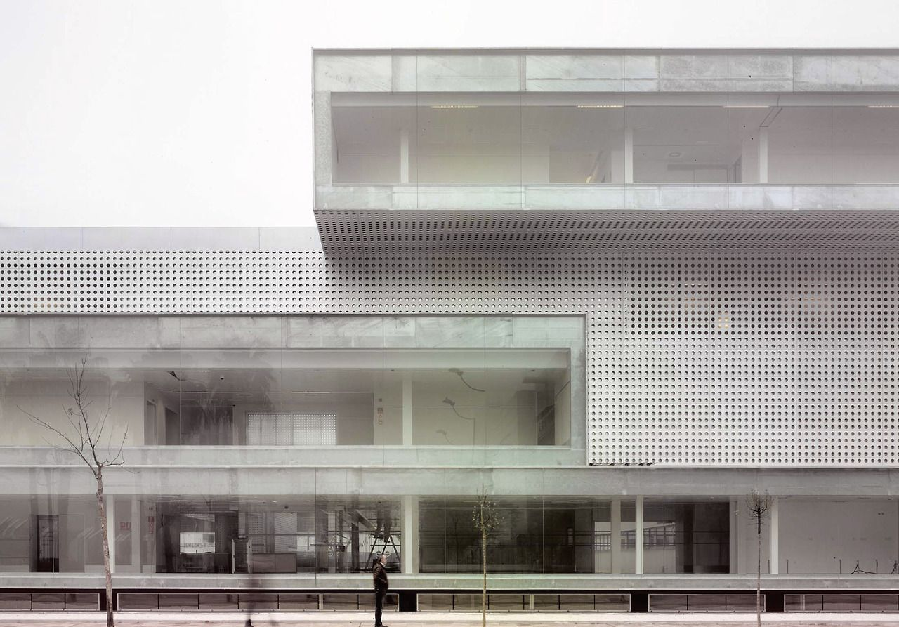 Mgm arquitectos ictam central hospital sevilla 201 - Arquitectos de sevilla ...