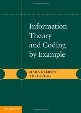 Information Theory And Coding By Example Pdf In 2020 Information Theory Writing A Book Review Stem Books