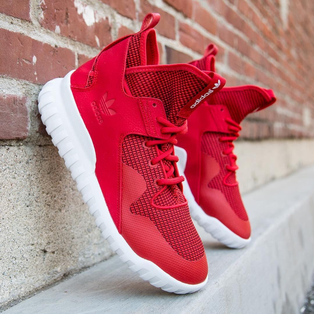 Adidas Tubular X Red