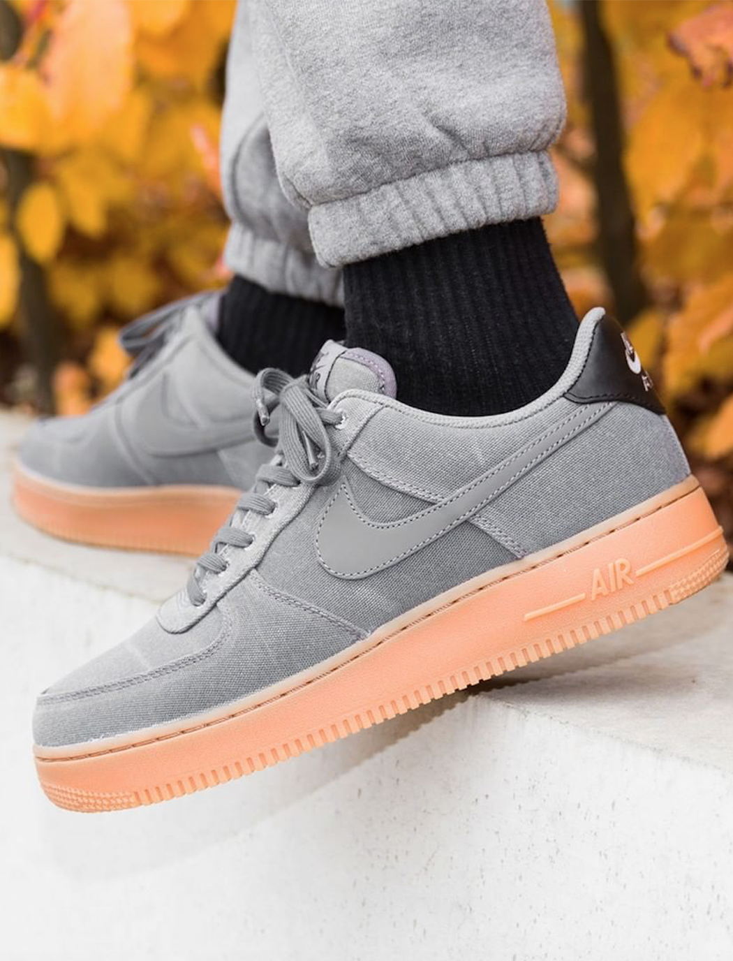 outlet store 65923 128c8 The Nike Air Force 1  07 LV8 Style incorporates the same hoops-inspired  performance of the  82 original, while adding fresh design details.