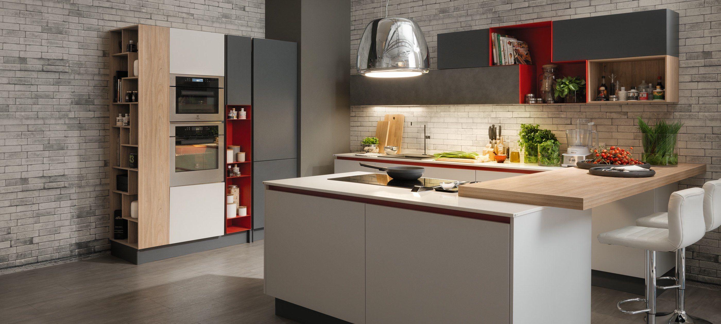 Cucine Moderne Stosa.Cucine Moderne Stosa Modello Cucina Aleve 03 Kuhni Kuhnya