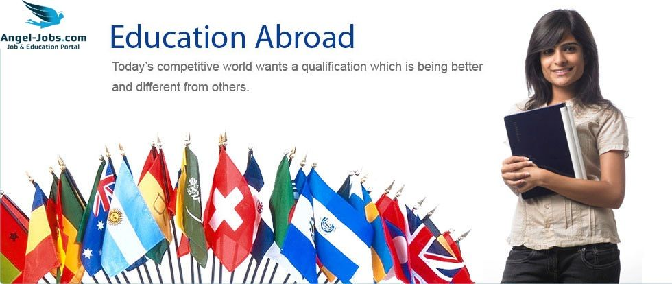 Studying abroad may be one of the most beneficial