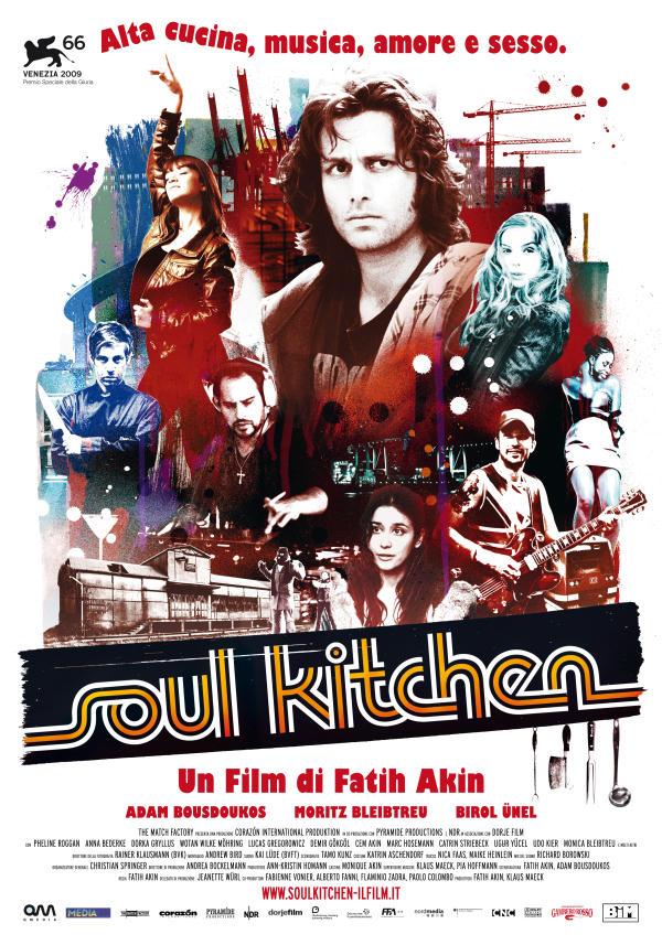 locandina - Soul Kitchen | Cinema | Pinterest | Movie, Cinema and Films
