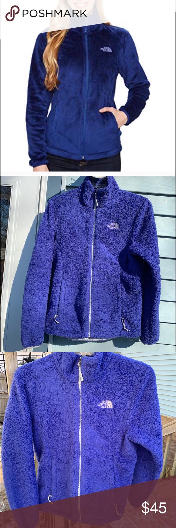The North Face Osito Fleece Jacket Size Small Clothes Design Fleece Jacket Jackets [ 1740 x 580 Pixel ]