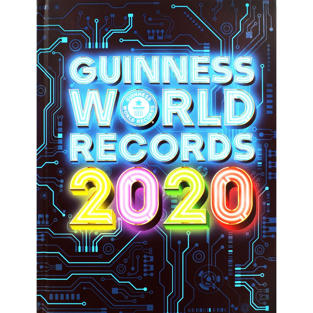 Guinness World Records 2020 (With images) World records
