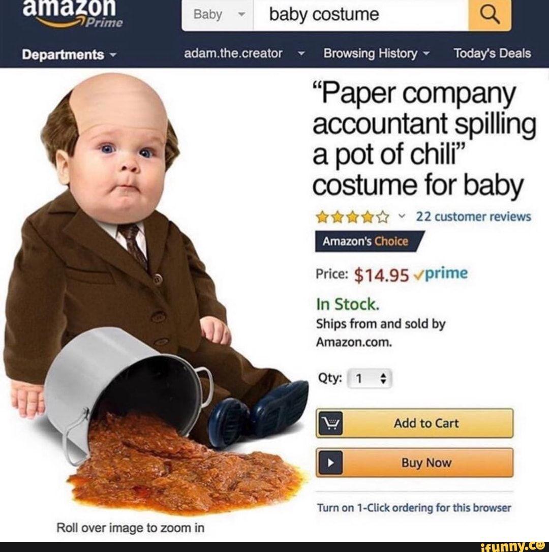 Baby costume adamthecreator v Browsing History ' Today's