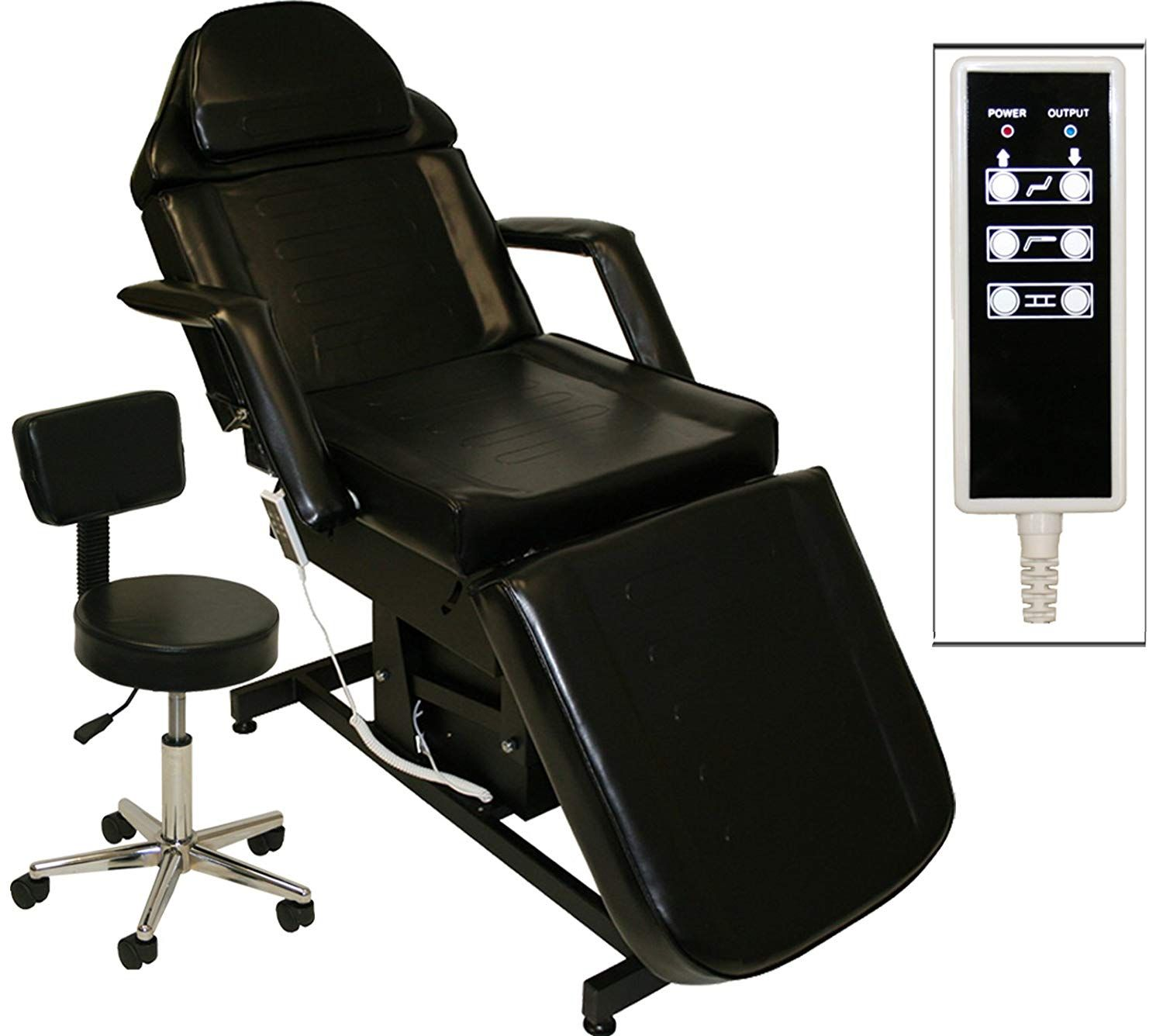LCL Beauty Fully Electric Adjustable Facial Bed/Massage