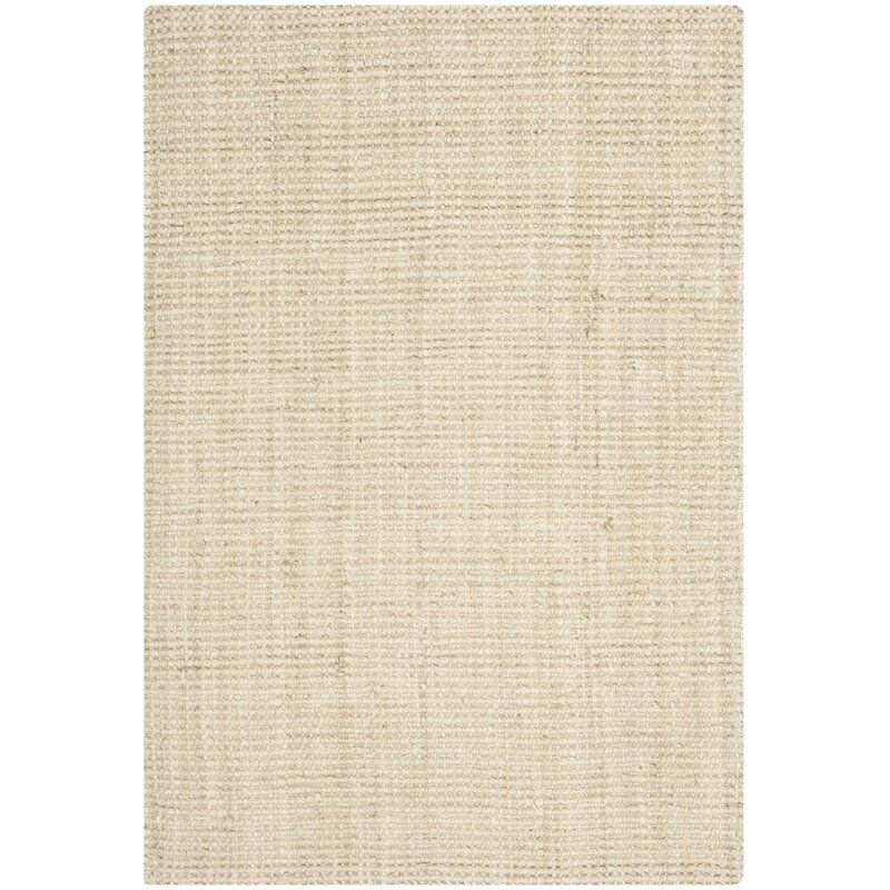Muriel Handwoven Ivory Area Rug Reviews Joss Main Braided Area Rugs Area Rugs Rugs