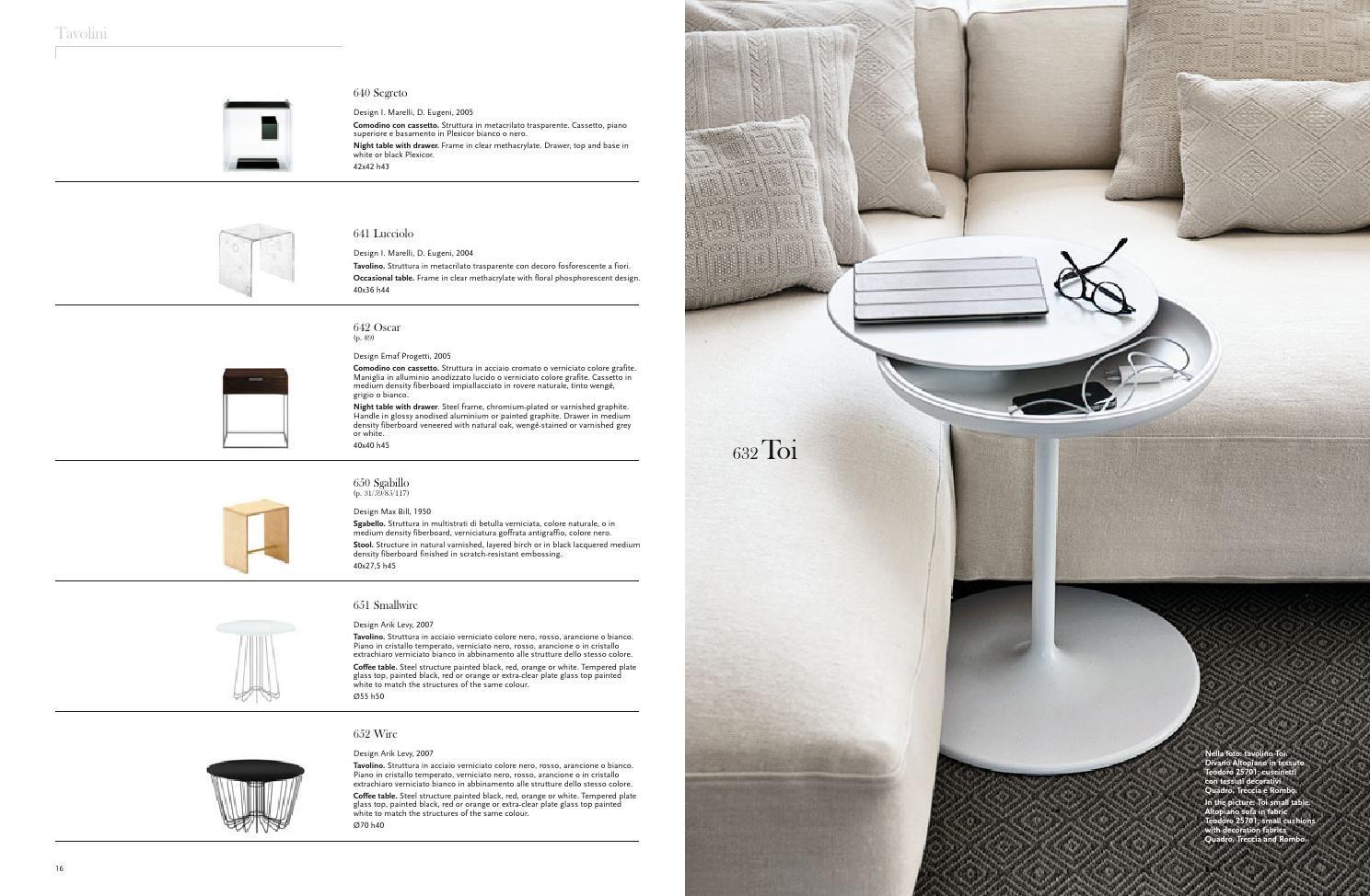 Zanotta  Mobiliário - Catálogo Geral