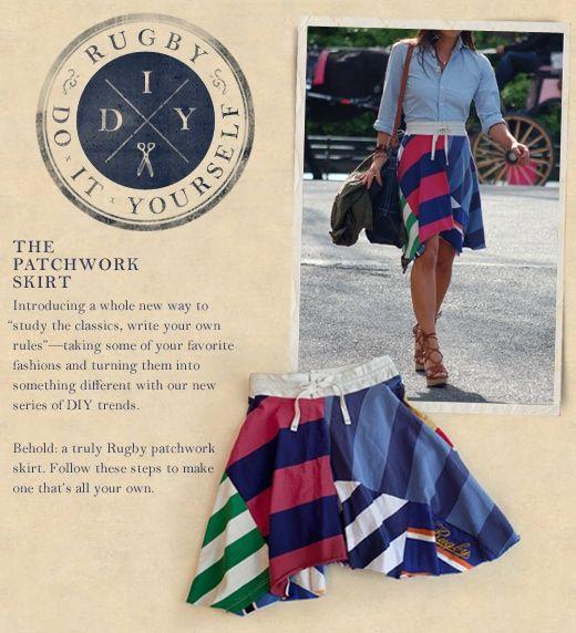 Diy clothing tutorials diy patchwork skirt read more diy diy clothing tutorials diy patchwork skirt solutioingenieria Images