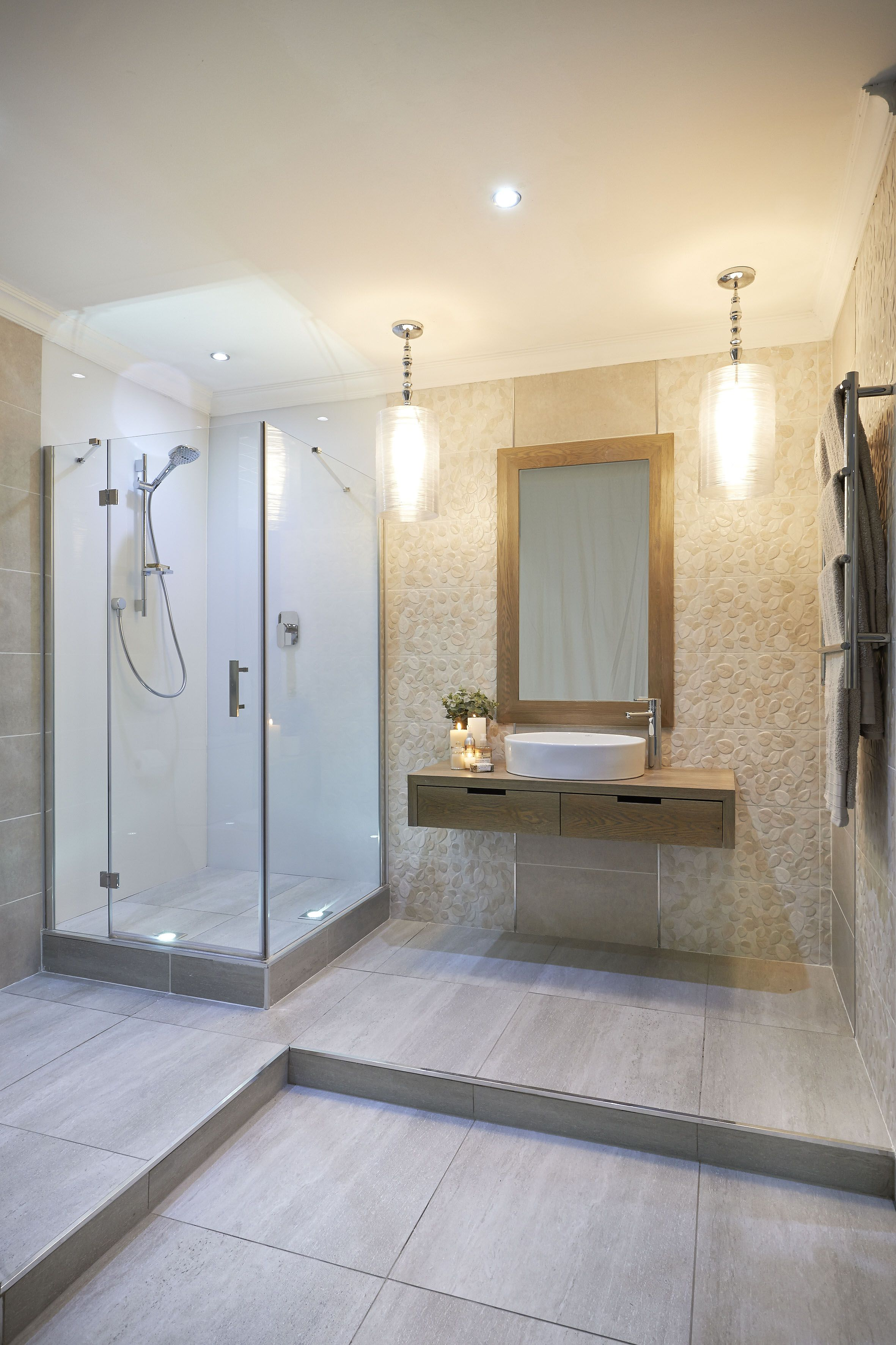 Acrylic wall panels for bathroom - Lustrolite Is An Award Winning High Gloss Acrylic Wall Panel It S The Perfect Material To