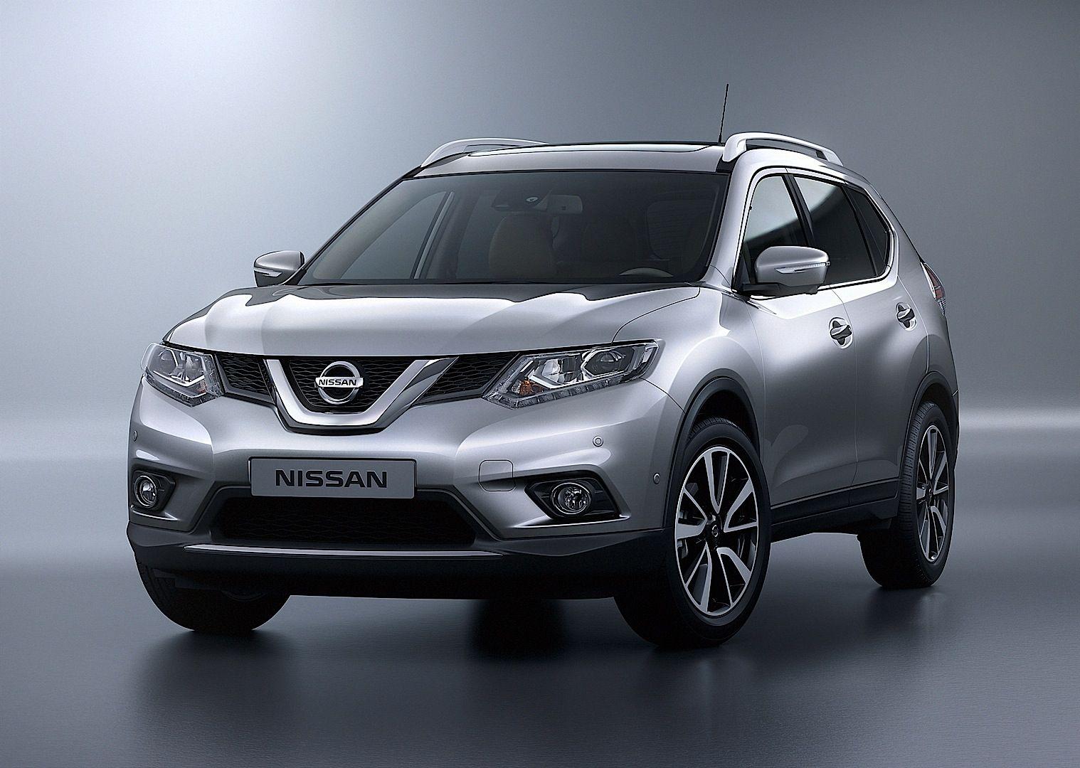 Nissan X Trail Generasi Ketiga T32 2014 2020 Nissan Suv Transmisi Otomatis