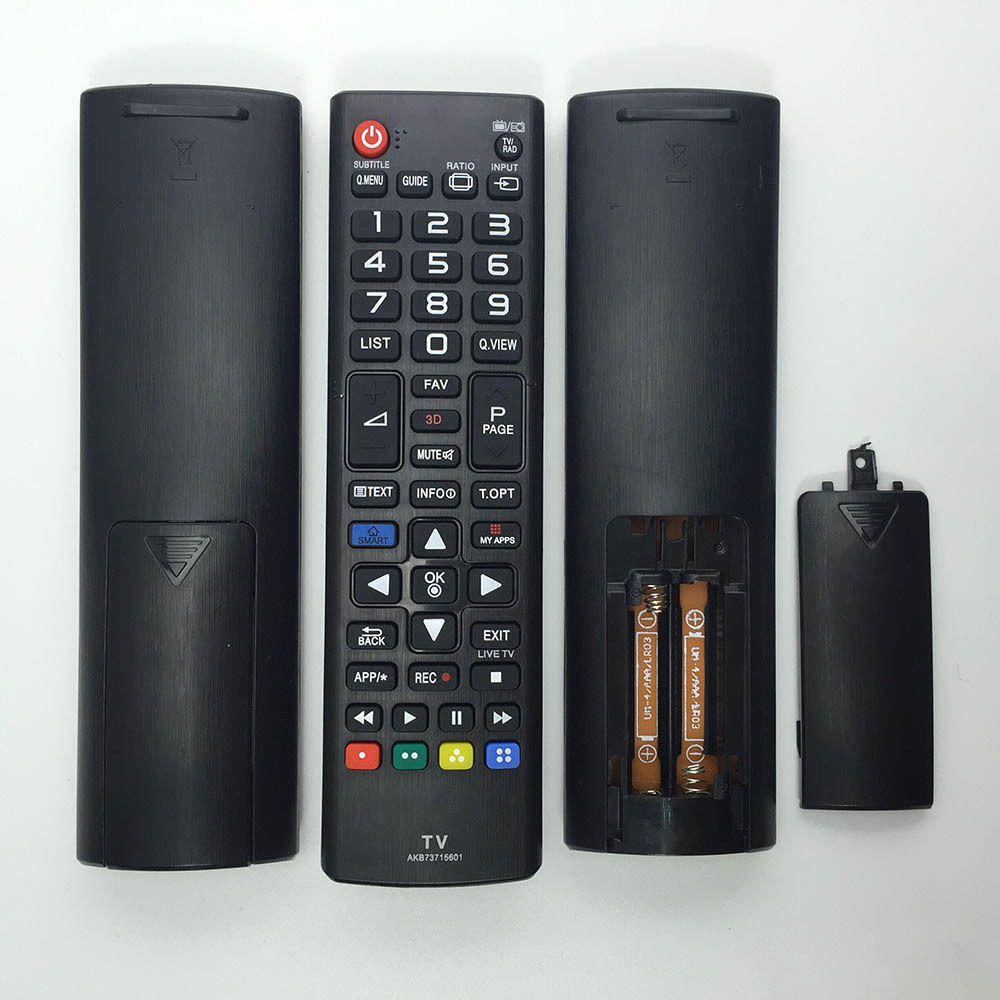 7.03 Remote Control For Lg Akb73715601 Lcd Hd Led Tv