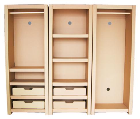 Pin de sorangel rodriguez espa a en reciclaje muebles de - Biombo de carton ...