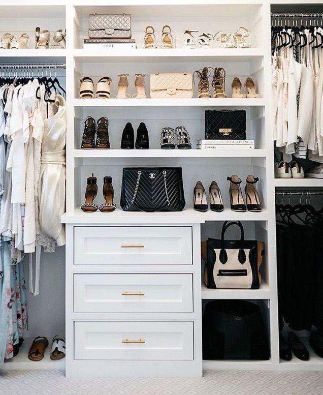 Closet Bedroom Master