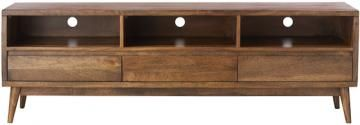conrad tv stand midcentury modern tv stand solid wood tv stand